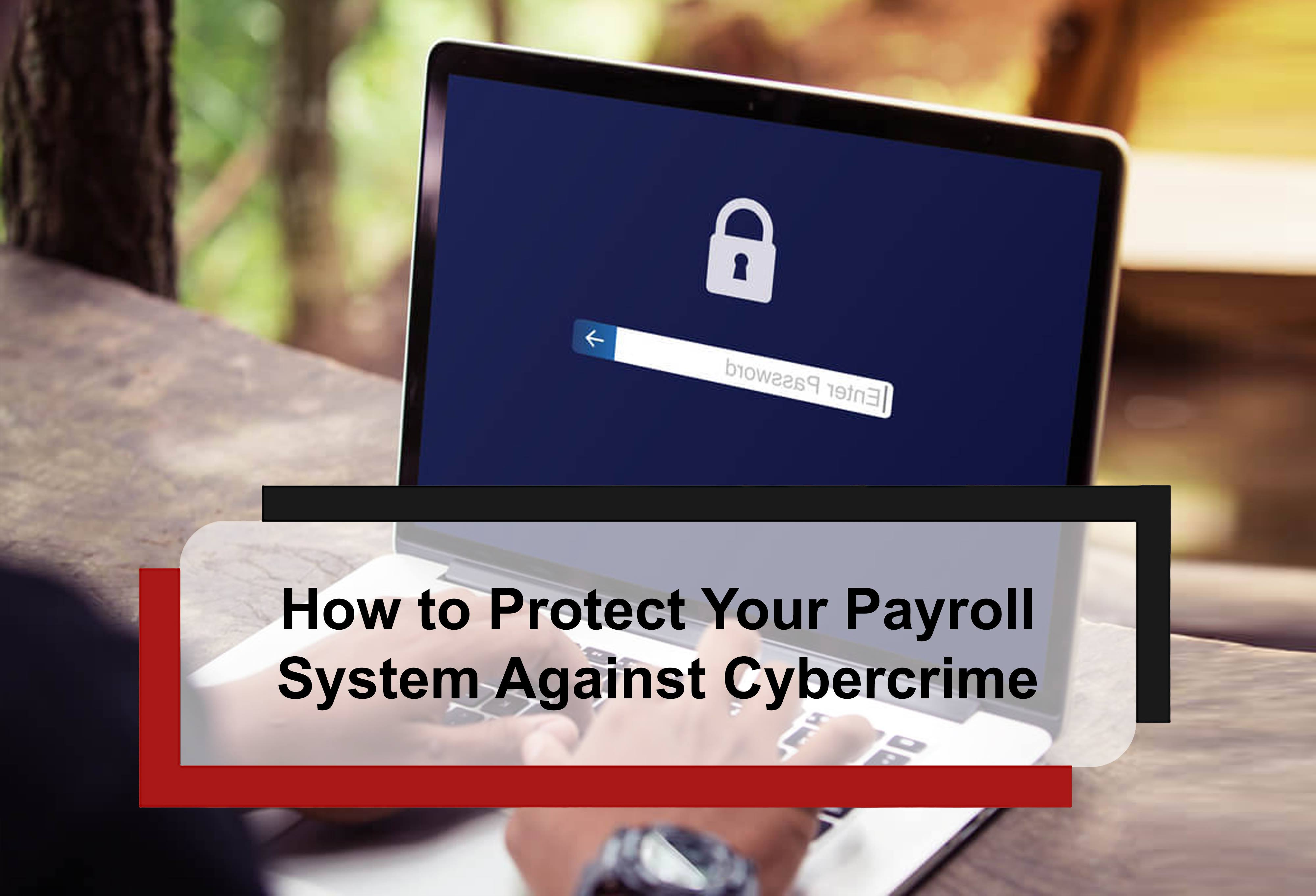How to Protect Your Payroll System Against Cybercrime
