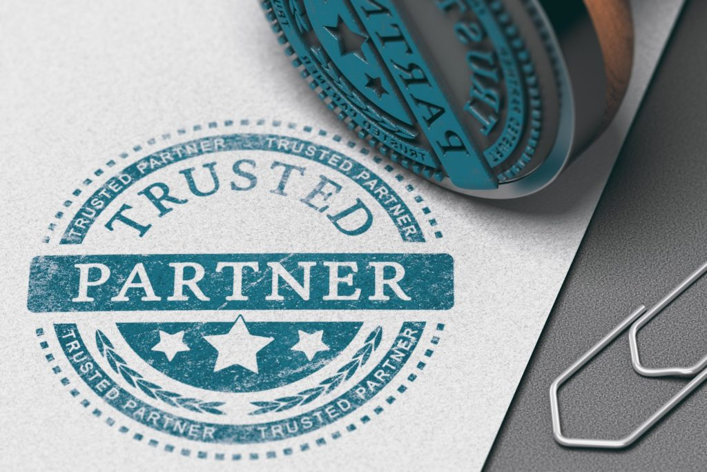 Trust in Business Relationship, Trusted Partner